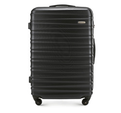 Large suitcase, black, 56-3A-313-10, Photo 1