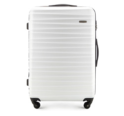 Large suitcase, white, 56-3A-313-88, Photo 1
