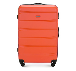 Large suitcase, orange, 56-3A-363-55, Photo 1