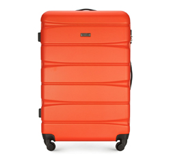 Large suitcase, orange, 56-3A-363-56, Photo 1