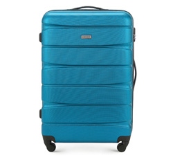 Large suitcase, blue, 56-3A-363-95, Photo 1