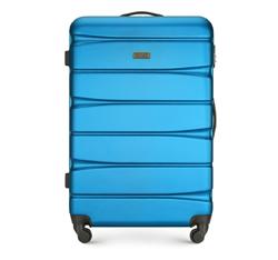Walizka duża, niebieski, 56-3A-363-96, Zdjęcie 1
