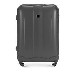 Large suitcase, grey, 56-3A-373-00, Photo 1