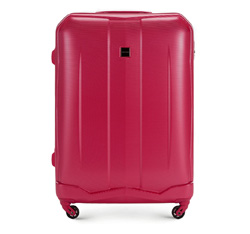 Large suitcase, pink, 56-3A-373-60, Photo 1