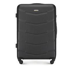Large suitcase, black, 56-3A-403-11, Photo 1