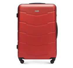Large suitcase, brick red, 56-3A-403-65, Photo 1