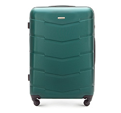 Large suitcase, green, 56-3A-403-80, Photo 1