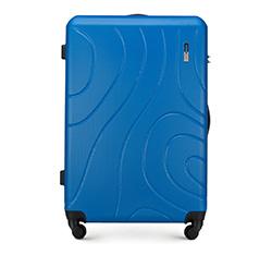 Walizka duża, niebieski, 56-3A-573-90, Zdjęcie 1