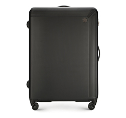 Large suitcase, black, 56-3A-623-10, Photo 1