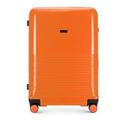 Walizka duża, pomarańczowy, 56-3H-573-55, Zdjęcie 1