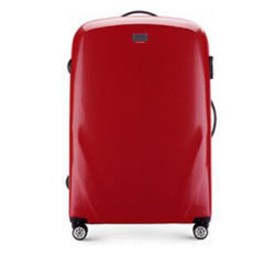 Large suitcase, red, 56-3P-573-30, Photo 1