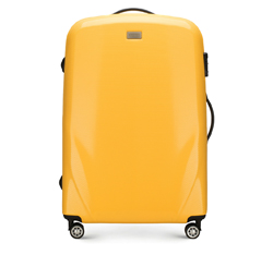 Large suitcase, yellow, 56-3P-573-50, Photo 1