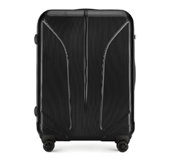 Large suitcase, black, 56-3P-813-10, Photo 1