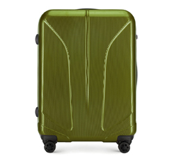 Large suitcase, green, 56-3P-813-80, Photo 1
