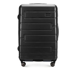 Large suitcase, black, 56-3P-833-10, Photo 1