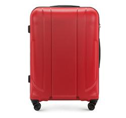 Walizka duża, czerwony, 56-3P-863-30, Zdjęcie 1