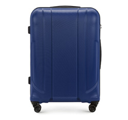 Large suitcase, navy blue, 56-3P-863-90, Photo 1