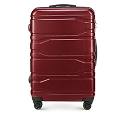 Large suitcase, red, 56-3P-883-30, Photo 1