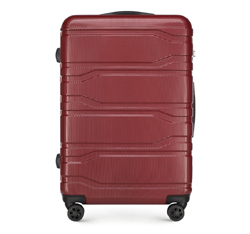 Large suitcase, red, 56-3P-983-31, Photo 1