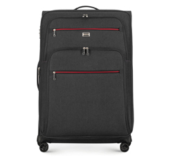 Large suitcase, black, 56-3S-503-11, Photo 1