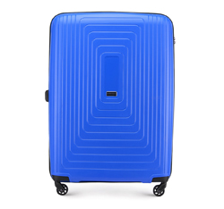 Large suitcase, blue, 56-3T-783-90, Photo 1