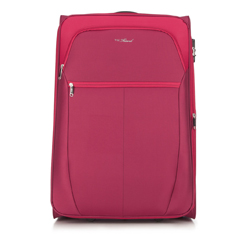 Large suitcase, red, V25-3S-233-31, Photo 1