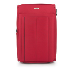 Large suitcase, red, V25-3S-273-30, Photo 1