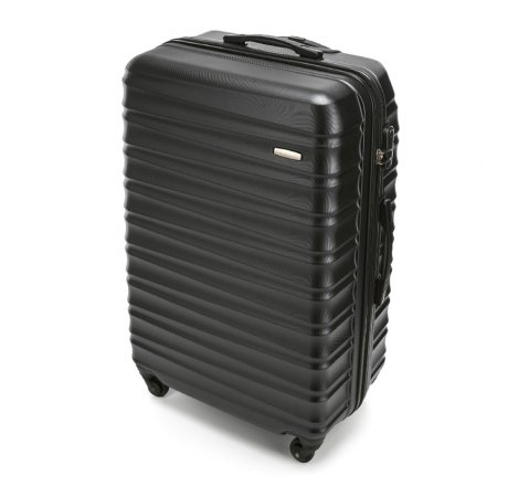 Duża walizka z ABS-u – kolekcja Groove Line