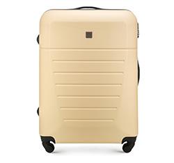 Большой чемодан 27' Wittchen 56-3A-253-85, светло-бежевый 56-3A-253-85