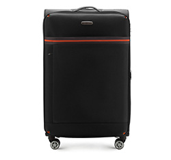 Большой чемодан 28' Wittchen 56-3S-493-10, черный 56-3S-493-10