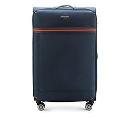 Большой чемодан 28' Wittchen 56-3S-493-90, синий 56-3S-493-90