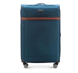 Большой чемодан 28' Wittchen 56-3S-493-95, голубой 56-3S-493-95