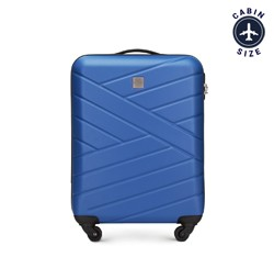 Small suitcase, navy blue, 56-3A-301-90, Photo 1