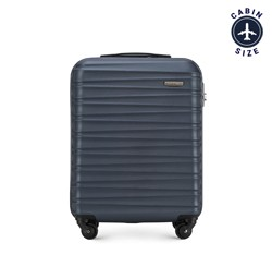 Cabin suitcase, navy blue, 56-3A-311-91, Photo 1