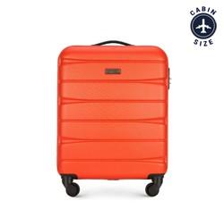 Walizka kabinowa, pomarańczowy, 56-3A-361-56, Zdjęcie 1