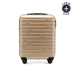 Small suitcase, gold, 56-3A-391-80, Photo 1
