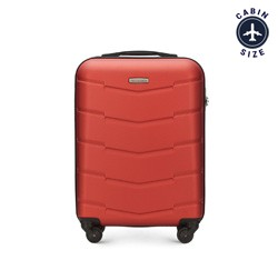 Small suitcase, brick red, 56-3A-401-65, Photo 1