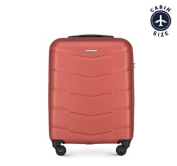 Small suitcase, brick red, 56-3A-401-66, Photo 1
