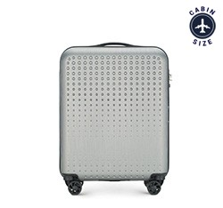 Small suitcase, grey-blue, 56-3A-410-00, Photo 1