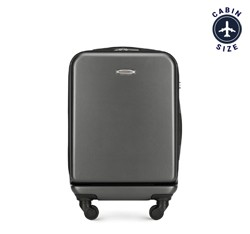 Small suitcase, grey, 56-3A-431-11, Photo 1