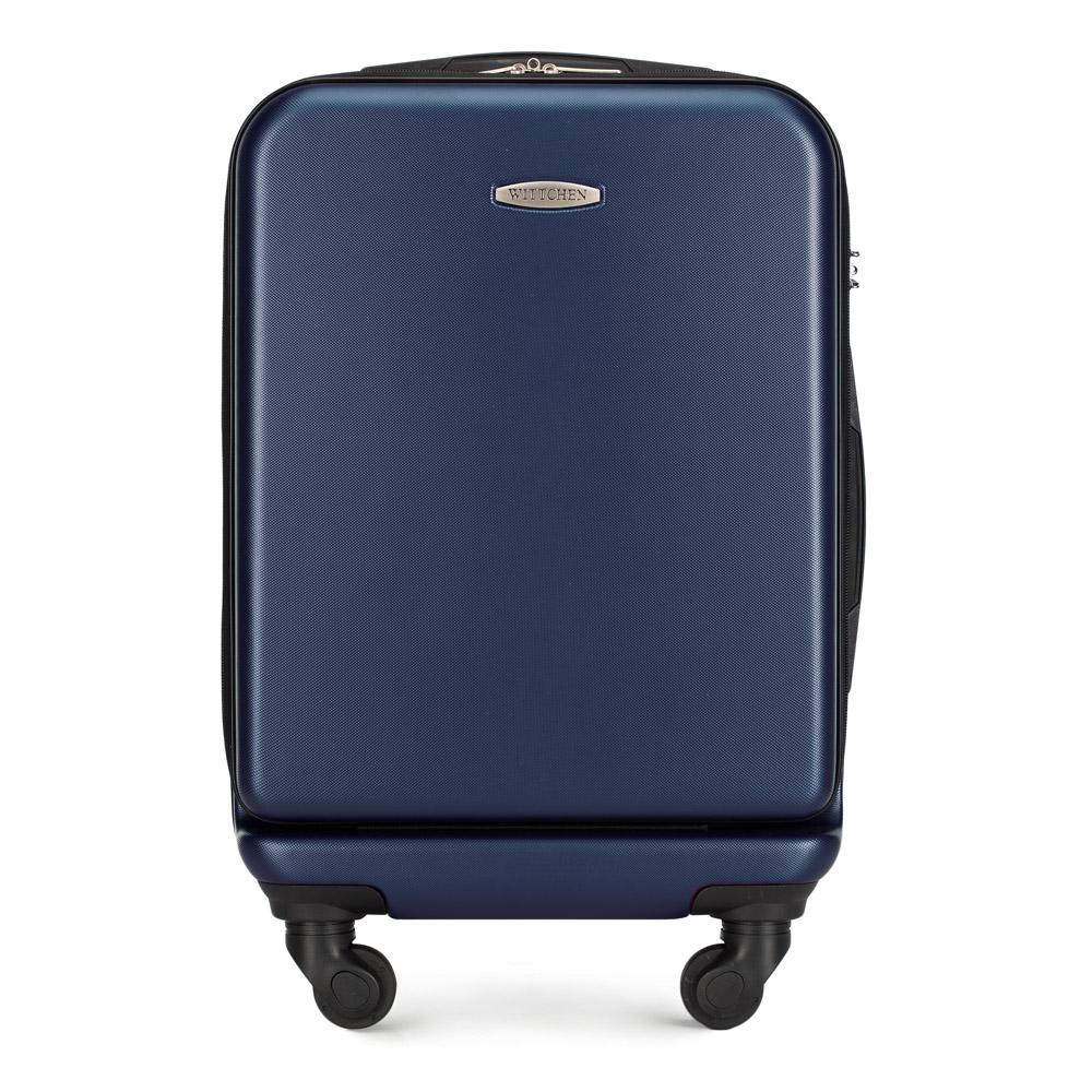 "Modrý kufor s priestorom na 15,6 "" notebook"