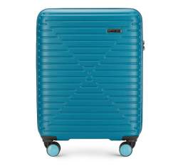Small suitcase, blue, 56-3A-451-95, Photo 1