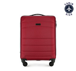 Small suitcase, red, 56-3A-651-35, Photo 1