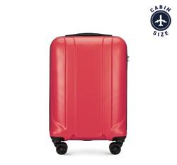 Walizka kabinowa, czerwony, 56-3P-861-31, Zdjęcie 1