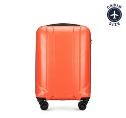 Walizka kabinowa, pomarańczowy, 56-3P-861-56, Zdjęcie 1