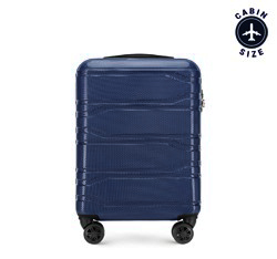 Small suitcase, navy blue, 56-3P-981-91, Photo 1
