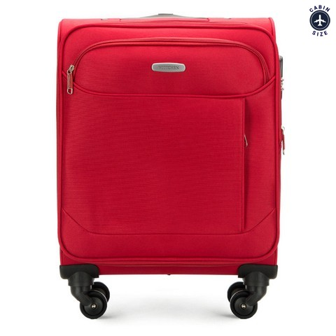 Cabin case, red, 56-3S-521-11, Photo 1