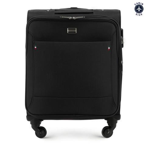 Маленький чемодан из полиэстера Wittchen 56-3S-531-10