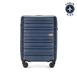 Small suitcase, navy blue, 56-3T-751-90, Photo 1