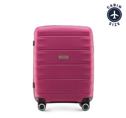 Small suitcase, dark pink, 56-3T-761-24, Photo 1